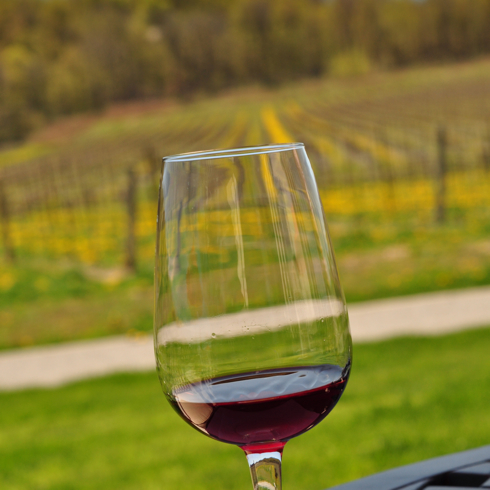 Wineries of Niagara on the Lake wine and herb